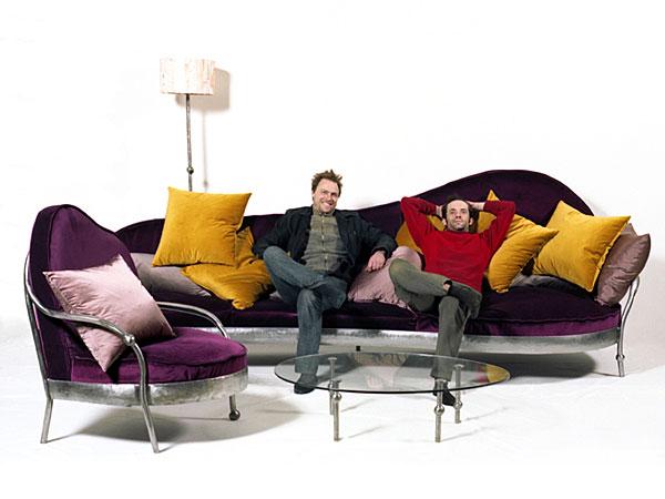 ferronnerie d 39 art sculpture mobilier m tal atelier369. Black Bedroom Furniture Sets. Home Design Ideas